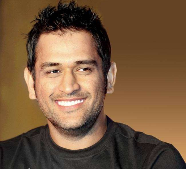 MS Dhoni Contact Address