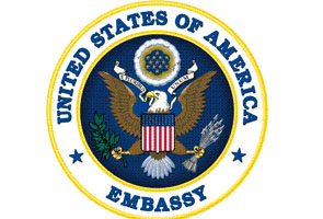 Us embassy phone number in us